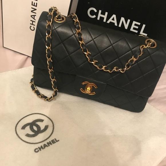 CHANEL Handbags - Authentic Chanel double flap 2.55 973d6a7074ba6